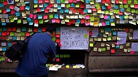 Demos für mehr Demokratie: Proteste in Hongkong erreichen die Börsen