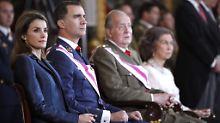 Weniger Geld für den Monarchen: König Felipe kürzt sich die Bezüge