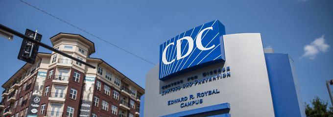 Die CDC bestätigte den Fall.