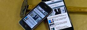 Keine Updates, keine Sorgen: Mein Leben mit dem iPhone 3GS