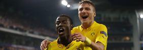 Zweiter Sieg im zweiten CL-Spiel: BVB schießt in Anderlecht die Krise weg