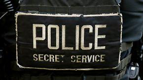 Secret Service bekommt neuen Chef: Obama minutenlang mit bewaffnetem Mann im Fahrstuhl