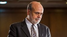 Bernanke scheffelt jetzt mit seinem Wissen Millionen. Für die US-Banken zählt das nicht.