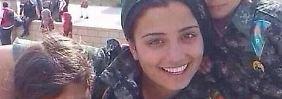 Kurden preisen tote Kämpferinnen: Die Geschichten der Märtyrerinnen von Kobane