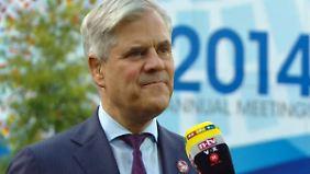 """Bundesbank-Vorstand im Interview: Dombret: """"Wir brauchen Strukturreformen"""""""