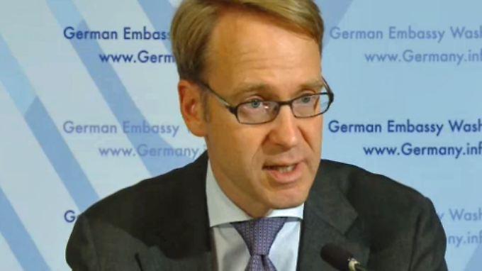 IWF-Jahrestagung in Washington: Weidmann warnt vor Abwärtsrisiken für Weltwirtschaft