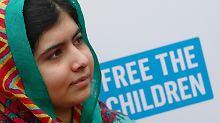 """""""Mutigstes Mädchen der Welt"""": Malala kämpft entschlossen für Kinderrechte"""