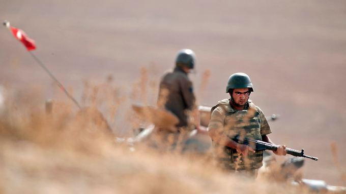 Die Türkei sperrt sich, Stützpunkte für die internationale Allianz im Kampf gegen die Terrormiliz IS zu öffnen - und stellt Bedingungen.