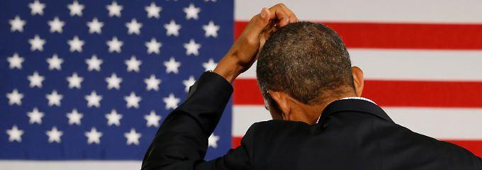Knallharte Verträge im Niedriglohnsektor: Wie entwickelt sich der US-Arbeitsmarkt unter Präsident Obama?