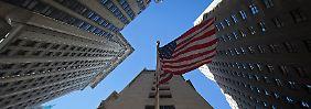 Beben nach Konjunkturdaten: US-Wirtschaft zeigt Schwäche