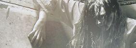 """Regan aus """"Der Exorzist"""" lässt grüßen: Filmplakat zu """"Der letzte Exorzismus""""."""