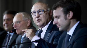 Abschwung in Europa verhindern: Frankreich drängt Deutschland zu 50-Milliarden-Investition