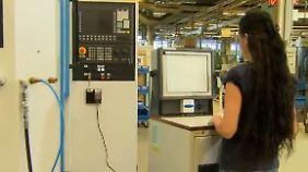 """Vernetzte Maschinen und Fabriken: """"Industrie 4.0."""" startet digitale Aufholjagd"""