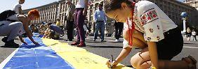 Parlamentswahl in der Ukraine: Der letzte Rest für die Faschisten