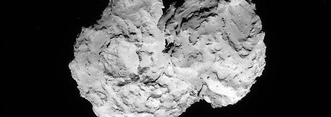 """Rosetta"" plant Landung: Komet ""Tschury"" stinkt entsetzlich"