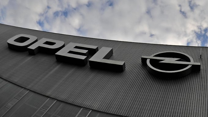 Düstere Wolken ziehen über Opel auf? Nur kurz, mein Konzernchef Neumann.