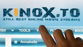 Kampf gegen Filmpiraterie: Behörden gehen gegen Kinox.to-Betreiber vor