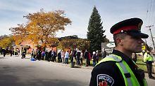 Attentat von Ottawa: Polizei hält Bekennervideo zurück