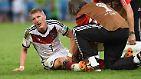 Sein heroisches WM-Finale hob Bastian Schweinsteiger in den Olymp der deutschen Fußball-Götter.