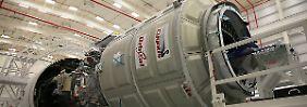 Drei Firmen fliegen zur ISS: Nasa vergibt Milliardenaufträge für All-Flüge