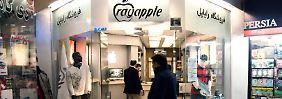 Nach Ende der Sanktionen: Apple will im Iran durchstarten