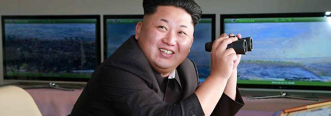 Eigenwilliger und autoritärer Staatslenker Nordkoreas: Kim Jong Un.