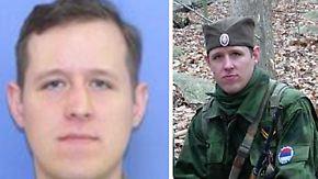 Täter drohte mit Massenmord: Mutmaßlicher Polizistenmörder in Pennsylvania gefasst