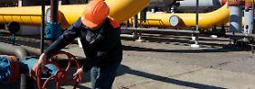 Nach Millionen-Überweisung: Russland liefert wieder Gas an die Ukraine