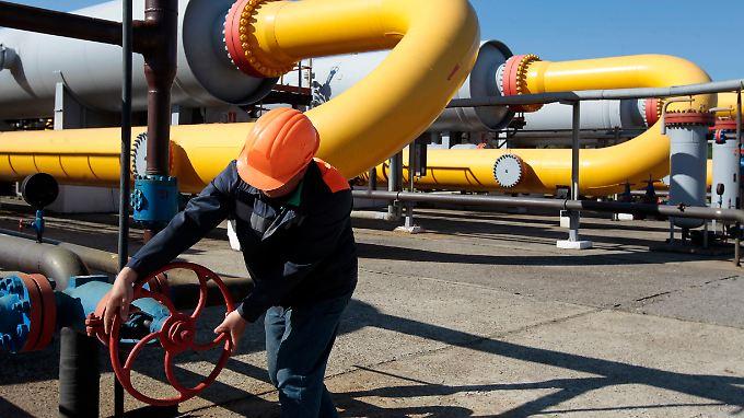 Versorgungssicherheit für Europa: Russland und Ukraine einigen sich im Gasstreit