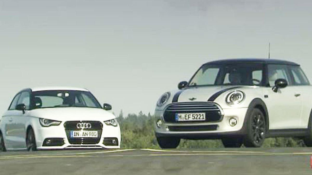 Autos für  Große - Magazine cover