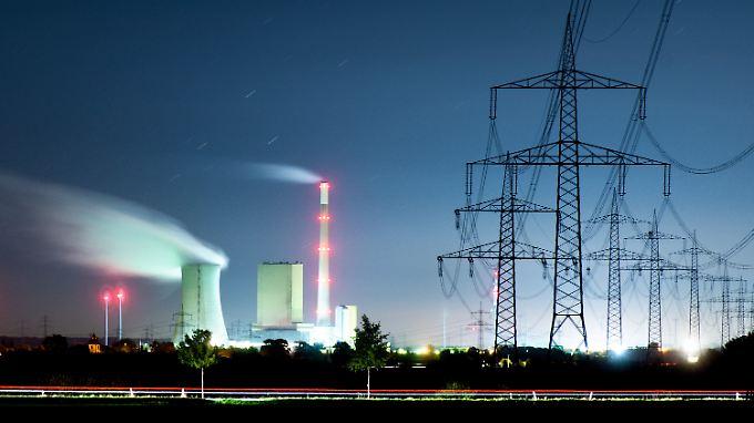 Noch macht die Kohlekraft im deutschen Energiemix rund 45 Prozent aus.