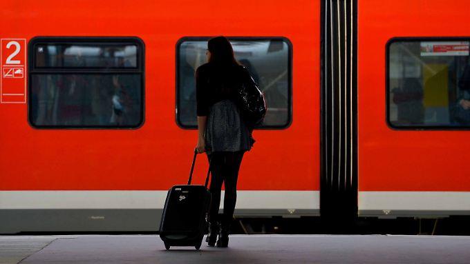 Tarif-Einigung mit Bahn geplatzt: GDL plant Mega-Streik der Lokführer