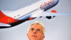 Überraschender Machtwechsel: Air-Berlin-Chef Prock-Schauer macht Platz für Pichler