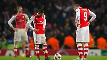 Real Madrid abgezockt, Pirlo genial: Arsenal kollabiert spektakulär