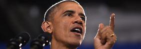 Die USA sind kastriert: Wer ist hier die lahme Ente?