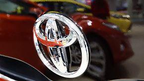VW nur knapp geschlagen: Toyota bleibt Marktführer mit neuem Rekord