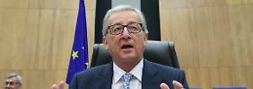 """Steuern zahlen nur die Kleinen? """"Ich werde mein Amt nicht missbrauchen"""", sagt Jean-Claude Juncker."""