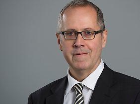 Thomas Eigenthaler ist Bundesvorsitzender der deutschen Steuergewerkschaft.