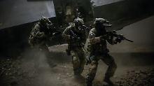 """Szene aus dem Spielfilm """"Zero Dark Thirty"""", der eine Version der Nacht von bin Ladens Tod zeigt."""
