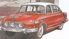 Eine weitere Besonderheit war der luftgekühlte V8-Motor im Heck des Wagens. Somit hob sich der Tatra 603 sowohl technisch als auch äußerlich deutlich von anderen Pkw-Baumustern ab.