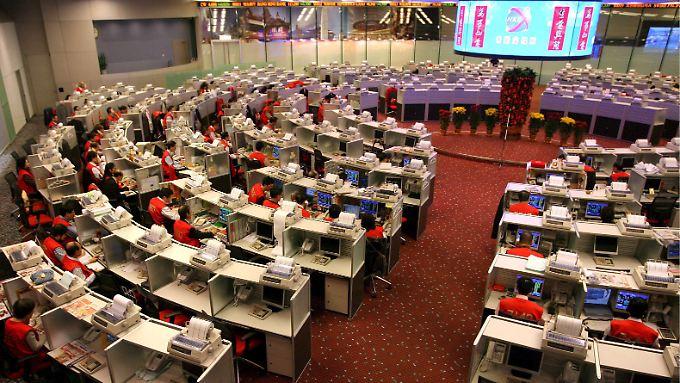 Die Kooperation erlaubt internationalen Investoren, von Hongkong aus direkt mit chinesischen Aktien zu handeln.