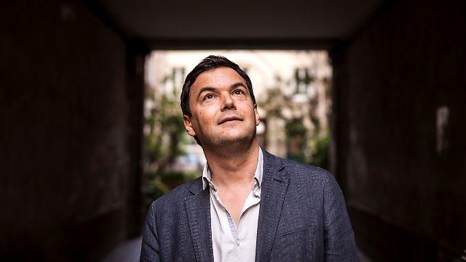 """Thomas Piketty sieht sich nicht als Marxist: """"Ich möchte den Kapitalismus nicht bekämpfen, sondern ihn wieder stabilisieren."""""""