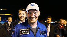Person der Woche: Sandmännchen-Astronaut Alexander Gerst