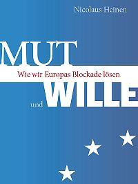 Mut und Wille ist erschienen beim Mitteldeutschen Verlag, 328 Seiten, 17,95 Euro.