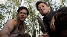 """Die Filmförderung wird beschnitten: Szene aus dem ebenfalls mit Geld bedachtem Film """"Inglourious Basterds"""" von Quentin Tarantino."""