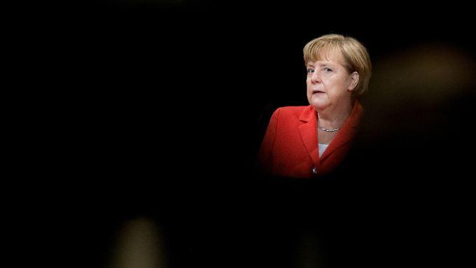 Angela Merkel hat ihre Putin-Strategie geändert.