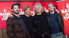 """Mit """"Band Aid 30"""" gibt es erstmals auch ein Charity-Song auf Deutsch."""
