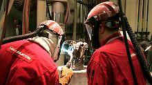 Massenentlassungen bei Bohrfirmen: Halliburton sieht für Ölbranche schwarz
