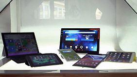 n-tv Ratgeber: Die besten Tablets