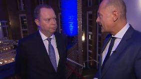"Peter Terium im n-tv Interview: ""RWE steht zur Energiewende"""